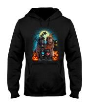 Newfoundland Halloween  Hooded Sweatshirt thumbnail