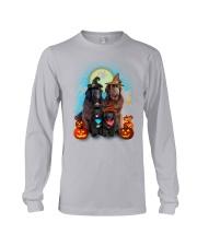 Newfoundland Halloween  Long Sleeve Tee thumbnail