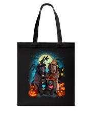 Newfoundland Halloween  Tote Bag thumbnail