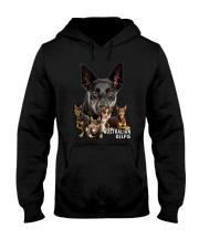 Australian Kelpie Awesome Family 0501 Hooded Sweatshirt thumbnail