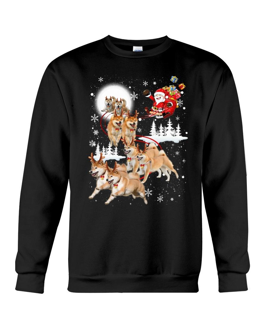 Shiba Inu Reindeers - 0711 - 29 Crewneck Sweatshirt