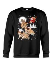 Shiba Inu Reindeers - 0711 - 29 Crewneck Sweatshirt front