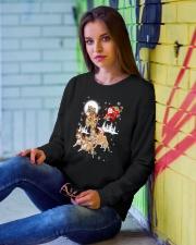 Shiba Inu Reindeers - 0711 - 29 Crewneck Sweatshirt lifestyle-unisex-sweatshirt-front-8