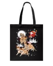 Shiba Inu Reindeers - 0711 - 29 Tote Bag thumbnail