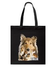 Collie Awesome Family 0701 Tote Bag thumbnail