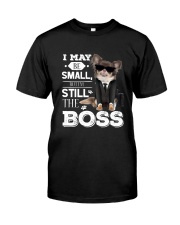Chihuahua Boss 1409 Classic T-Shirt front