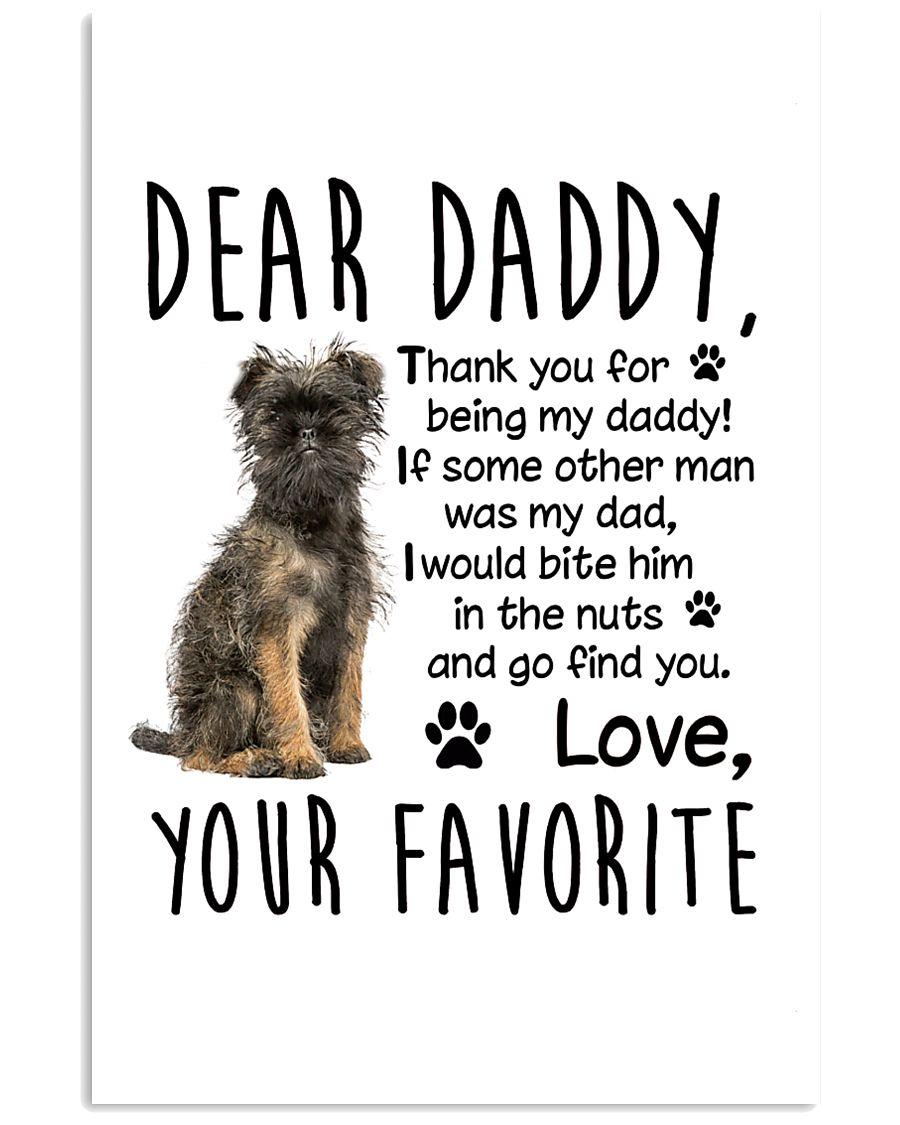 Affenpinscher Favorite 11x17 Poster