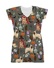 German Shepherd Halloween 2607 All-over Dress thumbnail
