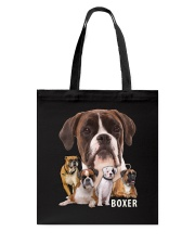 Boxer Awesome Tote Bag thumbnail