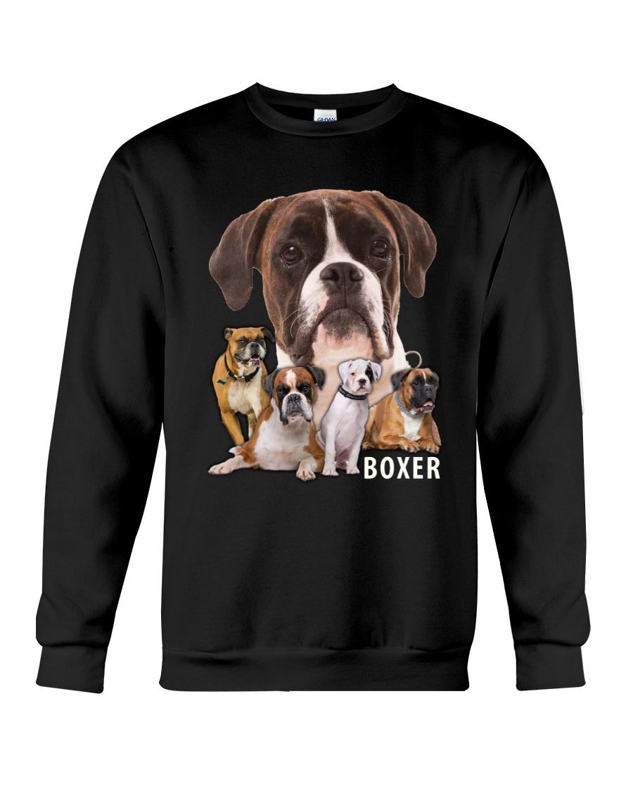 Boxer Awesome Crewneck Sweatshirt