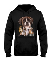 Boxer Awesome Hooded Sweatshirt thumbnail