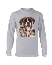 Boxer Awesome Long Sleeve Tee tile