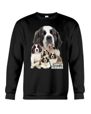 Saint Bernard Awesome Family 0701 Crewneck Sweatshirt thumbnail