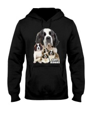 Saint Bernard Awesome Family 0701 Hooded Sweatshirt thumbnail