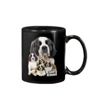Saint Bernard Awesome Family 0701 Mug thumbnail