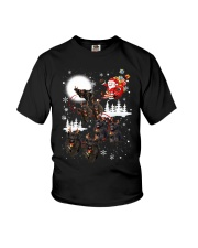 Newfoundland Reindeers 1609 Youth T-Shirt thumbnail