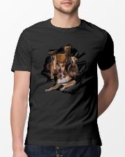 Greyhound Scratch Classic T-Shirt lifestyle-mens-crewneck-front-13