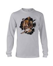 Greyhound Scratch Long Sleeve Tee thumbnail