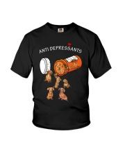 Dachshund Anti Youth T-Shirt thumbnail