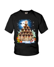 Pug Pine 210818 Youth T-Shirt thumbnail