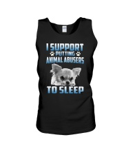 SUPPORT CHIHUAHUA  Unisex Tank thumbnail