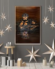 Rottweiler Believe 11x17 Poster lifestyle-holiday-poster-1