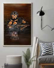 Rottweiler Believe 11x17 Poster lifestyle-poster-1