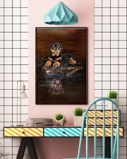 Rottweiler Believe 11x17 Poster lifestyle-poster-6
