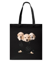 Labrador Retriever Scratch Cute Tote Bag thumbnail