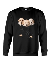 Labrador Retriever Scratch Cute Crewneck Sweatshirt thumbnail