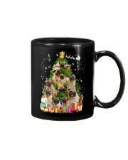 ZEUS - Pug Pine Tree - 1610 - 03 Mug thumbnail
