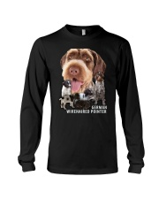 German Wirehaired Pointer Awesome Family 0701 Long Sleeve Tee thumbnail