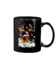 Dachshund Skiing Mug thumbnail