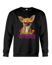 Chihuahua Drink up 0808 Crewneck Sweatshirt thumbnail