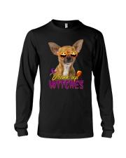 Chihuahua Drink up 0808 Long Sleeve Tee thumbnail