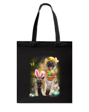 Norwegian Elkhound Happy Easter Day 2601  Tote Bag thumbnail