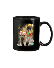 Norwegian Elkhound Happy Easter Day 2601  Mug thumbnail