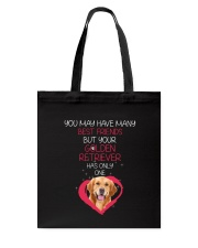 Golden Retriever Has One 2206 Tote Bag thumbnail