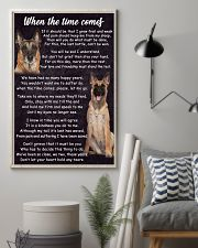 Belgian Malinois The Time Comes Poster 2301 11x17 Poster lifestyle-poster-1