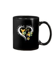 Chihuahua paw heart 1108 Mug thumbnail