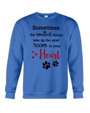 Dog in your heart 2311 Crewneck Sweatshirt thumbnail