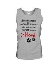 Dog in your heart 2311 Unisex Tank thumbnail