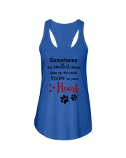 Dog in your heart 2311 Ladies Flowy Tank thumbnail