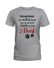 Dog in your heart 2311 Ladies T-Shirt thumbnail