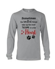 Dog in your heart 2311 Long Sleeve Tee thumbnail