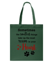 Dog in your heart 2311 Tote Bag thumbnail