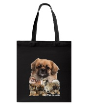 Tibetan Spaniel Awesome Family 0701 Tote Bag thumbnail