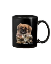Tibetan Spaniel Awesome Family 0701 Mug thumbnail