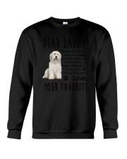 Old English Sheepdog Daddy 2712 Crewneck Sweatshirt thumbnail