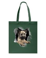 Skye Terrier Scratch Hole Mug 2801 Tote Bag thumbnail